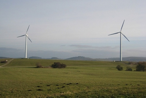 Windpark Melchingen| Bild: flickr/grüner nomade/cc by-sa 2.0