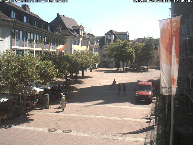 Radolfzell, Stadt Radolfzell