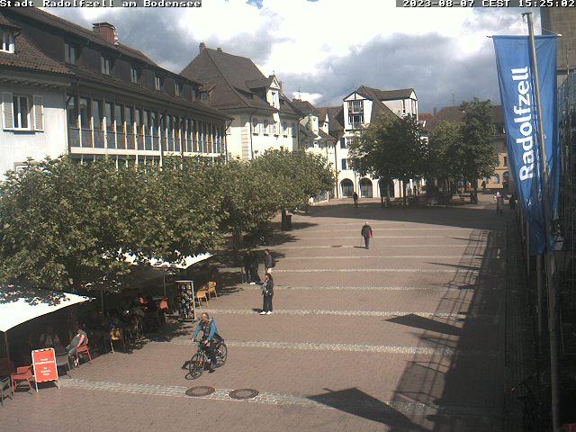 Radolfzell - Marktplatz